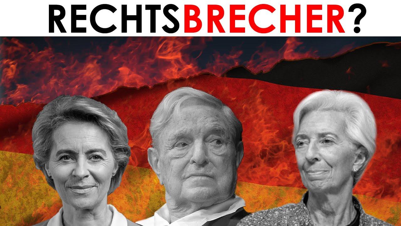 Silberjunge - Explosive Studie & Dokumente: George Soros, von der Leyen, Lagarde, EZB und EU geg