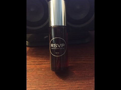 Kenneth Cole - RSVP Review