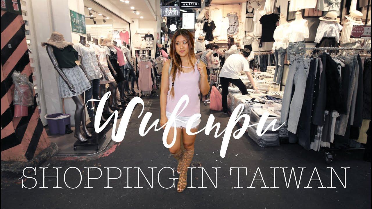 Taiwan online shopping fashion