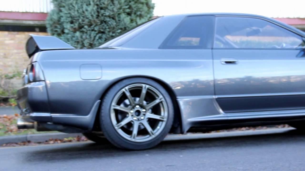 Fort Racing Nissan Skyline R32 GTR 600bhp  YouTube
