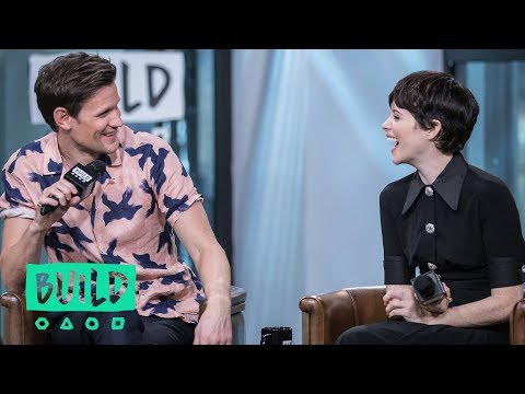 "Claire Foy & Matt Smith Chat About Netflix's ""The Crown"""