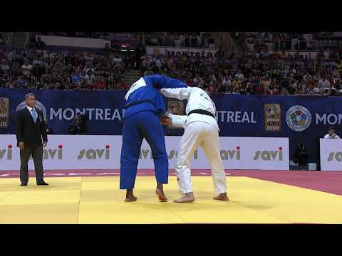 Teddy Riner tested but victorious in Montreal comeback