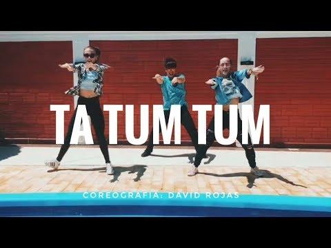 Kevinho E Simone & Simaria Ta Tum Tum   Coreografia David Rojas