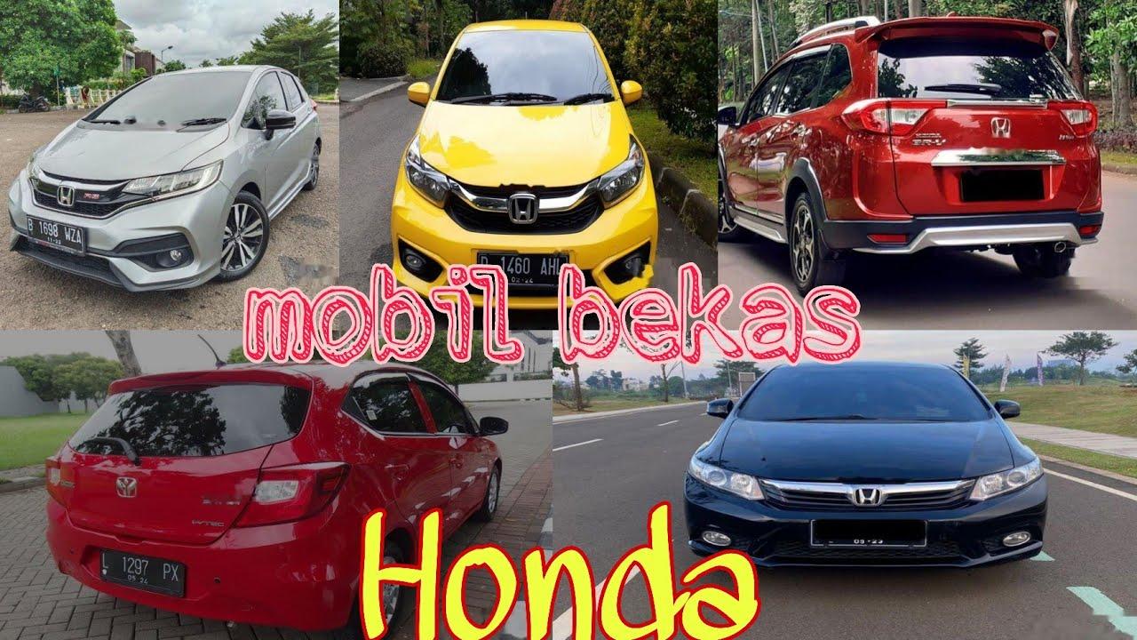 Kekurangan Harga Mobil Bekas Honda Harga