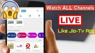 How to use jiotv without jio sim card videos / InfiniTube