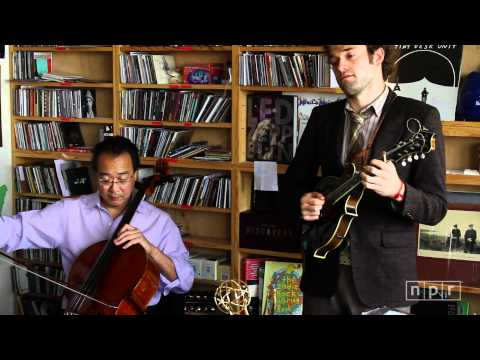 YoYo Ma, Edgar Meyer, Chris Thile And Stuart Duncan: NPR Music Tiny Desk Concert