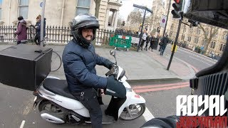 Trolled a Scooter guy - He trolled back