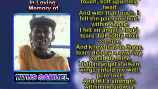 Titus Samuel memorial 1
