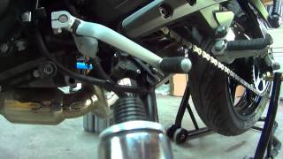 How To: Change your oil - Ninja 650