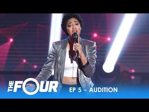 Jade Milan: Former Child Star FIGTHS For The Big Stage!   S2E5  The Four