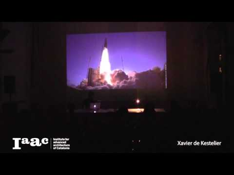 Xavier de Kestelier - IaaC Lecture Series 2015