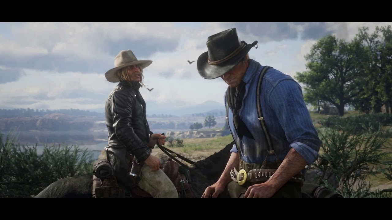 Red Dead: Redemption 2 - Official Trailer #3 (PS4/XBO/PC) (1080p) - YouTube