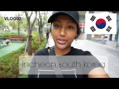 EXPLORING - Incheon, South Korea