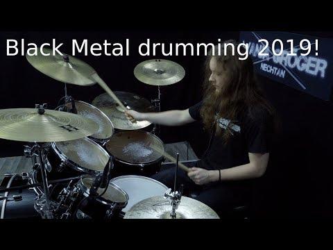 Black Metal Drumming 2019 Mp3