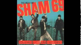Sham69 - Harry up Harry