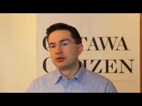 Ottawa Citizen interviews Pierre Poilievre