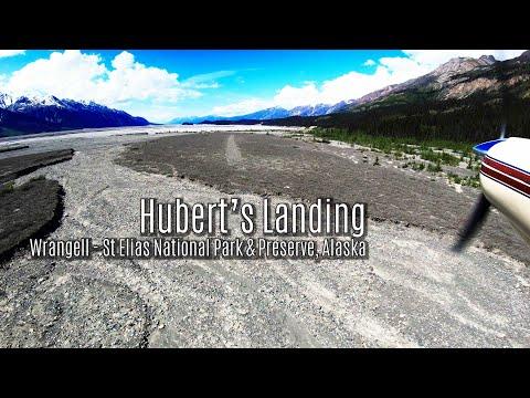 Hubert's Landing | Wrangell Mountains, Alaska | Geoff Oliver