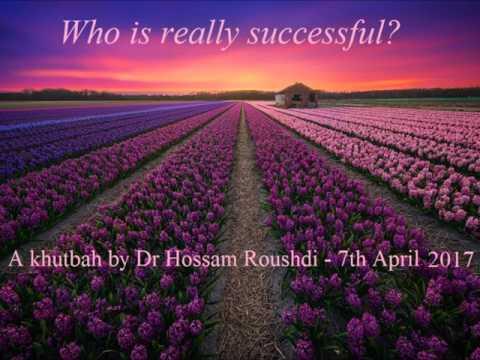 Who is truly successful?  Juma Khutba
