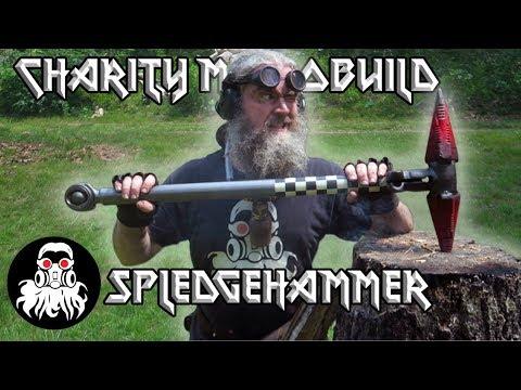 Charity Microbuild: Spiked Sledgehammer (Spledgehammer)