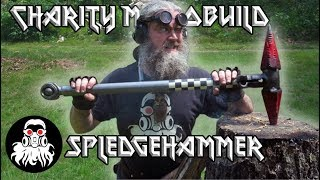 Charity Microbuild: Spiked Sledgehammer (Spledgehammer)