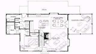 Tiny House Floor Plans With Garage
