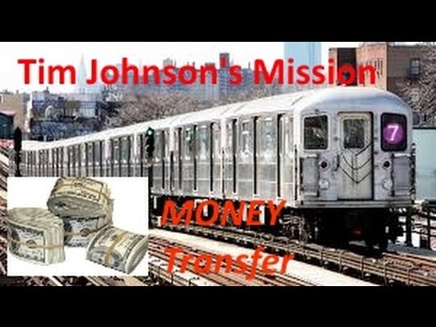 Lets Play World OF Subways Vol. 4 Tim Johnson's Mission (Money Transfer)
