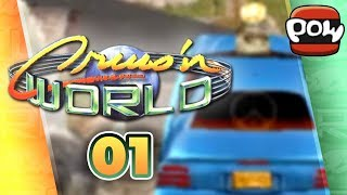 Cruisin World: Old-School und cool! - 1 - POWplays Replay