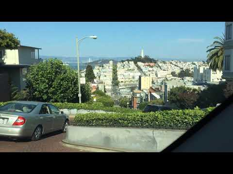 Lombard Street - by College i Cali