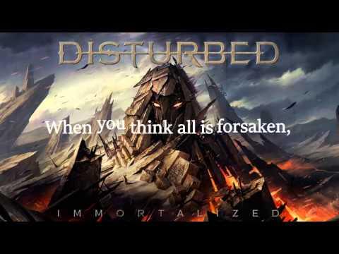 Disturbed - The Light LYRICS