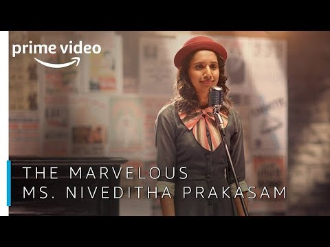 The Marvelous Ms. Niveditha Prakasam | Amazon Prime Video India