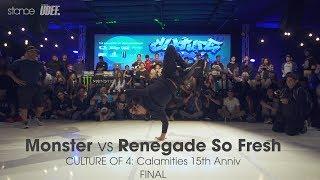 Monster vs Renegade So Fresh ◄ semi.stance ► Culture of 4 ◄ udeftour.org 2017