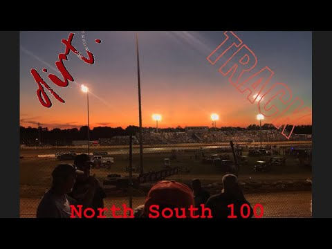 DIRT TRACK AT FLORENCE SPEEDWAY| Vlogging while at the North South 100