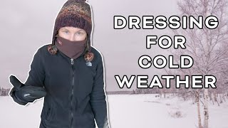 Dressing for Cold Weather in Alaska