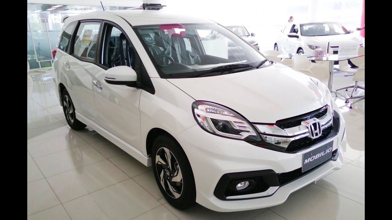 2016 honda mobilio 1 5 rs cvt youtube for Mobilia o mobilio