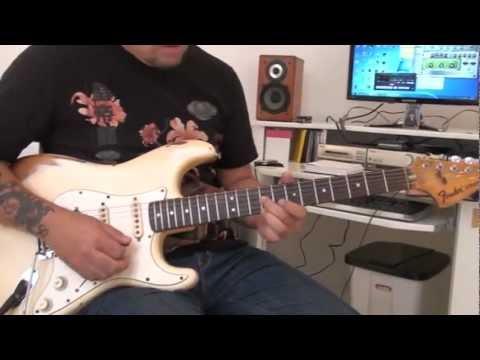 John Mayer - Wait Until Tomorrow - Guitar Lesson - Video Aula Em Portugues - Kleber K Shima