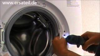 Anleitung: Türverriegelung der Waschmaschine wechseln