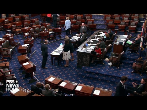 WATCH: The Senate is voting on whether to confirm Robert Wilkie as Veterans Affairs secretary