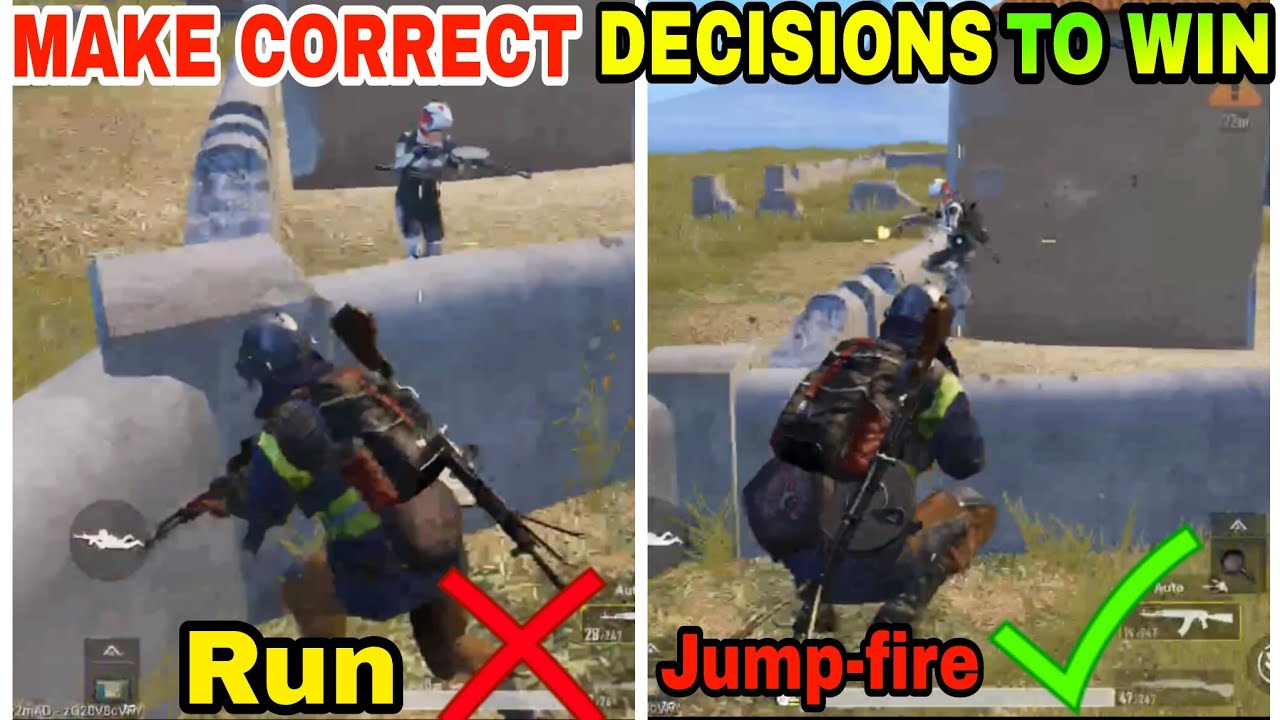 MAKING CORRECT DECISIONS TO WIN(17 kills Asia) • PUBG MOBILE GAMEPLAY