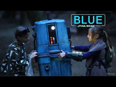 BLUE Star Wars Fan Film 2018