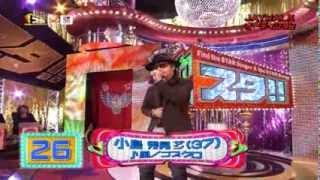 日本テレビ系全国ネット「歌スタ」2回目の出演時の映像です。前半かなり...