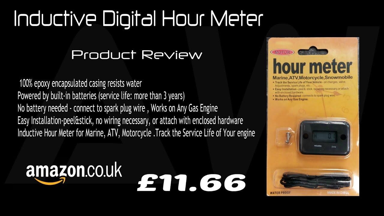 Generator Digital Hour Meter Product Review