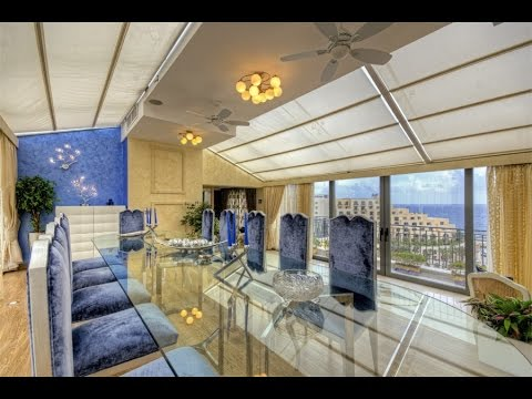 Unique Luxury Penthouse in Sliema Valletta Surroundings, Malta
