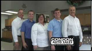 Condon Buick Honda - Sioux City, IA - New and Used Cars - April