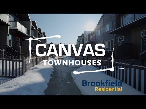Canvas Townhouses  - Edmonton Townhouse And Condo For Sale