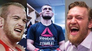 Олимпийский чемпион подготовит МАКГРЕГОРА к бою с ХАБИБОМ | Вазелиновый скандал в UFC | Новости ММА