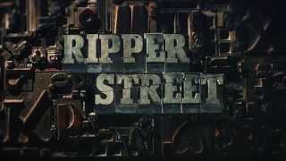 Ripper Street Trailer (Deutsch HD)