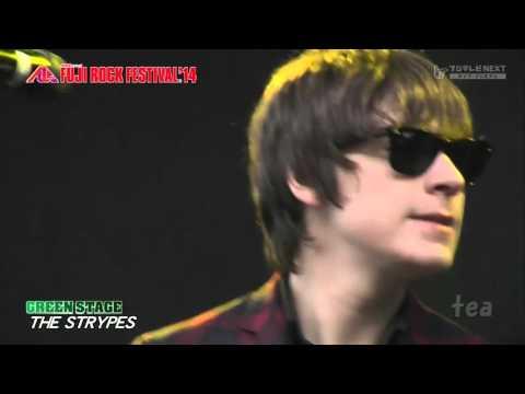 The Strypes - Fuji Rock Festival 2014