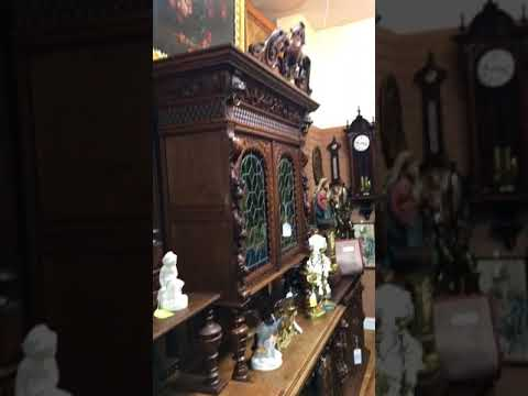 Antique European furniture at Gannons Antiques