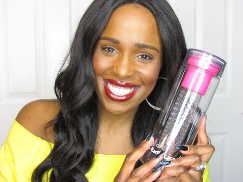 I HAVE ALWAYS WANTED ONE OF THESE! | MY NEW INFUSER WATER BOTTLE! | FULL DEMO!