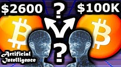 🤖AI BTC Price Prediction. Shocking Results! 100k? $2.6k? (Artificial Intelligence) Free Tool!!